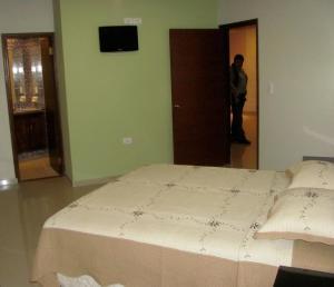Gran Hotel Canada, Hotely  Santa Cruz de la Sierra - big - 39