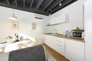 Apartments Santa Lucia, Appartamenti  Zara - big - 23
