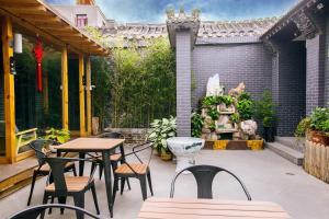 Appartement met uitzicht op de tuin