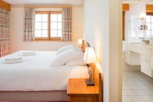 Hotel Montpelier, Hotely  Verbier - big - 34