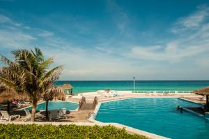 Brisas Penthouses on Perfect Beach, Appartamenti  Cancún - big - 90