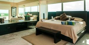 Brisas Penthouses on Perfect Beach, Appartamenti  Cancún - big - 54
