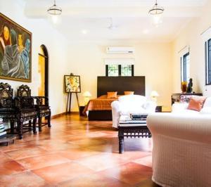 1265 Crescent Villa, Hotels  Candolim - big - 3