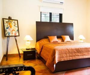 1265 Crescent Villa, Hotels  Candolim - big - 28