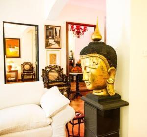 1265 Crescent Villa, Hotels  Candolim - big - 34