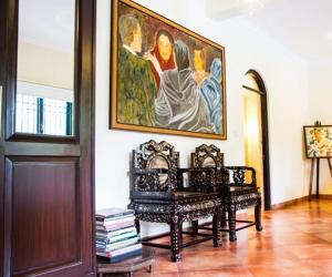 1265 Crescent Villa, Hotels  Candolim - big - 30