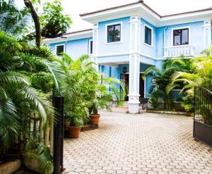 1265 Crescent Villa, Hotels  Candolim - big - 19