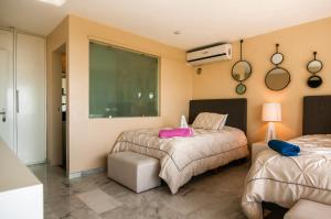 Brisas Penthouses on Perfect Beach, Appartamenti  Cancún - big - 63