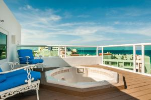 Brisas Penthouses on Perfect Beach, Appartamenti  Cancún - big - 66