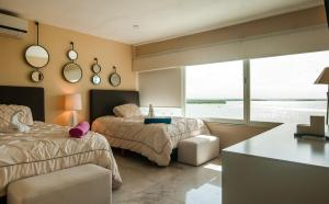 Brisas Penthouses on Perfect Beach, Appartamenti  Cancún - big - 70