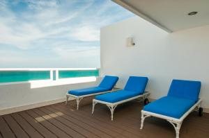 Brisas Penthouses on Perfect Beach, Appartamenti  Cancún - big - 81