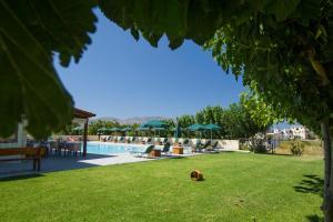Mediterranean Studios Apartments, Apartmánové hotely  Kissamos - big - 28