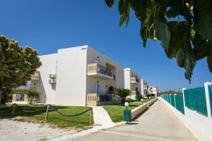 Mediterranean Studios Apartments, Apartmánové hotely  Kissamos - big - 32