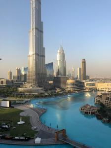 Luxury Staycation - The Residences - Dubai