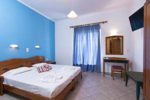 Mediterranean Studios Apartments, Apartmánové hotely  Kissamos - big - 12