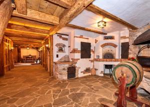 Chalet Kuschelhütte, Chalet  Ramsau am Dachstein - big - 17