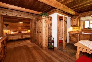 Chalet Kuschelhütte, Chalet  Ramsau am Dachstein - big - 15