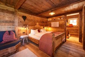 Chalet Kuschelhütte, Horské chaty  Ramsau am Dachstein - big - 13