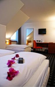 Hotel Ara, Szállodák  Ingolstadt - big - 7