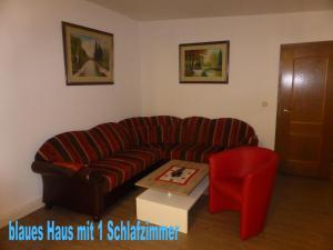 Am Tünneckenberg, Holiday homes  Wernigerode - big - 16