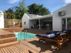 theLAB LIFESTYLE Franschhoek, Affittacamere  Franschhoek - big - 94