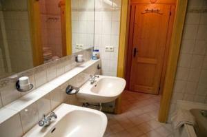 Haus Antonius Lilie, Apartmanok  Heiligenblut - big - 21