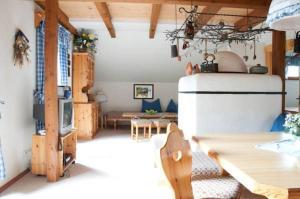 Haus Antonius Lilie, Apartmanok  Heiligenblut - big - 19