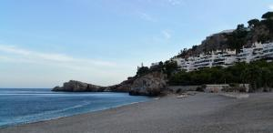 Lovely House with views in Marina del Este, Nyaralók  Almuñécar - big - 5