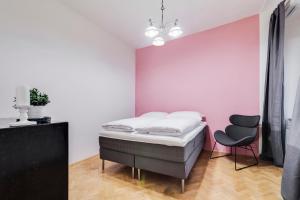 White & Woody Quadrio Apartments, Appartamenti  Praga - big - 35