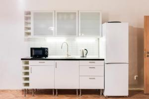 White & Woody Quadrio Apartments, Appartamenti  Praga - big - 41