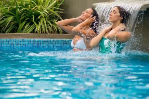 Los Pinos Resort & Spa Termal All Inclusive, Rezorty  Termas de Río Hondo - big - 64