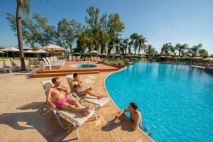 Los Pinos Resort & Spa Termal All Inclusive, Rezorty  Termas de Río Hondo - big - 58