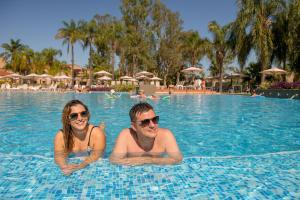 Los Pinos Resort & Spa Termal All Inclusive, Rezorty  Termas de Río Hondo - big - 56