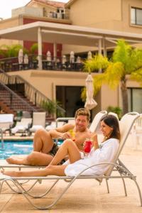 Los Pinos Resort & Spa Termal All Inclusive, Rezorty  Termas de Río Hondo - big - 63