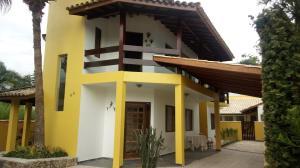 Casa do Paulo (2 quartos), Dovolenkové domy  Caraguatatuba - big - 34