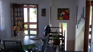 Casa do Paulo (2 quartos), Dovolenkové domy  Caraguatatuba - big - 16