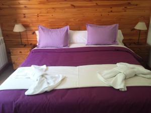 Hosteria Lekun Lekun, Penziony – hostince  Villa La Angostura - big - 75