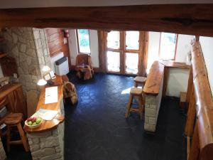 Hosteria Lekun Lekun, Penziony – hostince  Villa La Angostura - big - 76