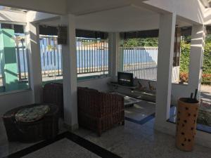 DAPRAIA - APART TAPERAPUAN PRAIA VILLAGE, Apartmanok  Porto Seguro - big - 25