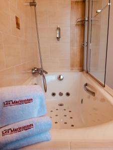 Les Maritonnes Parc & Vignoble, Hotels  Romanèche-Thorins - big - 15
