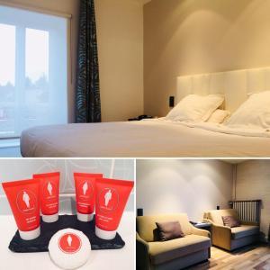 Les Maritonnes Parc & Vignoble, Hotel  Romanèche-Thorins - big - 16