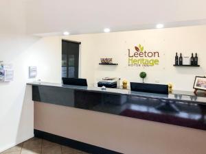 Leeton Heritage Motor Inn, Motel  Leeton - big - 36