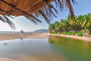 Dwarka Eco Beach Resort, Ferienhäuser  Cola - big - 19