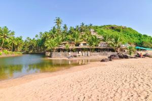 Dwarka Eco Beach Resort, Дома для отпуска  Кола - big - 22
