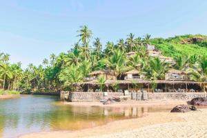 Dwarka Eco Beach Resort, Ferienhäuser  Cola - big - 23