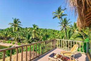 Dwarka Eco Beach Resort, Ferienhäuser  Cola - big - 16