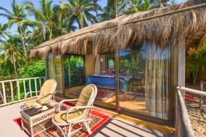 Dwarka Eco Beach Resort, Holiday homes  Cola - big - 24