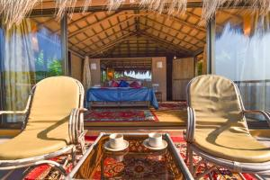 Dwarka Eco Beach Resort, Holiday homes  Cola - big - 14