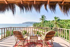 Dwarka Eco Beach Resort, Holiday homes  Cola - big - 11