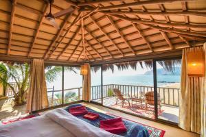 Dwarka Eco Beach Resort, Holiday homes  Cola - big - 13